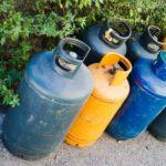 gasflasker og gasdaaser