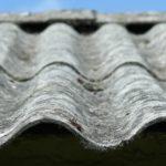 hele tagplader af asbest og eternit
