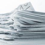 kontorpapir ikke fortroligt