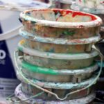 malerboetter tomme plast